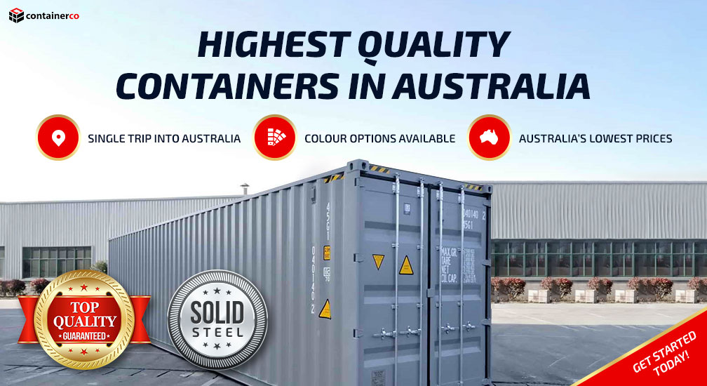 Shipping Containers For Sale & Hire | Buy Containers | Get